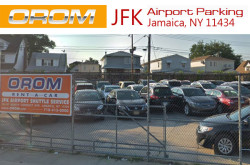 Orom JFK Airport Parking Jamaica