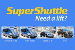 SuperShuttle New York - Airport Transfer JFK, LGA, EWR, ISP, New York City