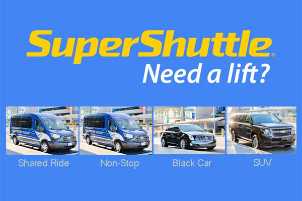 Long Island Airport SuperShuttle Rides To And From ISP