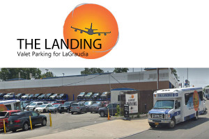 The Landing - Valet Parking for LaGraudia
