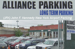 Alliance Parking JFK John F. Kennedy New York Airport Parking