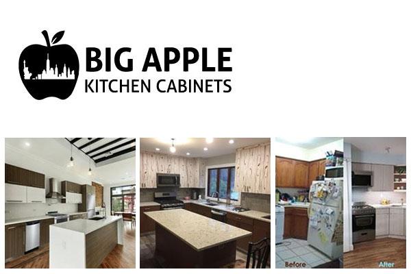 Big Apple Kitchen Cabinets Brooklyn New York 11234
