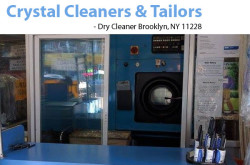 Crystal Cleaners & Tailors - Dry Cleaner Brooklyn, NY 11228