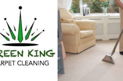 Green King Carpet Cleaning