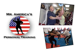 Mr Americas Personal Training