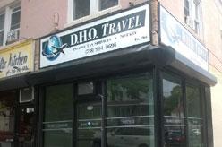 DHO Travel Bronx NY