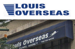 Louis Overseas Travel Co., Inc. - Travel Agency in Little Italy Bronx New York