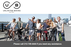 Unlimited Biking 2
