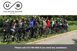 Unlimited Biking New York 3