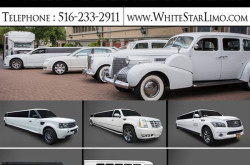 White Star Limousine New Hyde Park, NY - Wedding Limousine & Party Bus