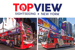 TopView Sightseeing New York