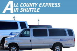 All County Express Shuttle - JFK / LGA / EWR Airport Shuttle Service