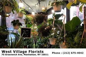 West Village Florist NYC