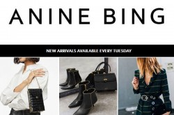 ANINE BING New York