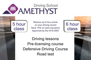 Amethyst Driving School