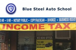 Blue Steel Auto School