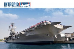 Intrepid Sea, Air & Space Museum NYC - Pier 86, W 46th St, New York, NY 10036