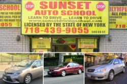 Sunset Auto School - Driving School in Brooklyn, NY 11220