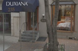 DUXIANA Bed NYC Uptown