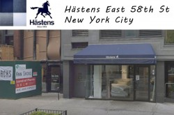 Hästens East 58th Street - Hastens Mattress New York City