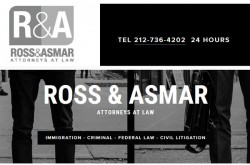 ROSS & ASMAR Attorneys at law -  Immigration, Civil & Divorce Lawyer in NYC