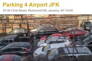 Parking 4 Airport JFK