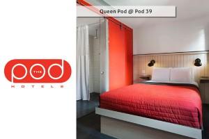 The Pod Hotel POD39