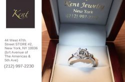 Kent Jewelry New York - Jeweler in the Diamond District NYC