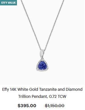 Effy 14K White Gold