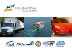 International Sea and Air Shipping