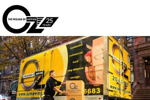 Oz Moving and Storage