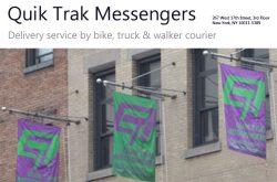 Quik Trak Messengers