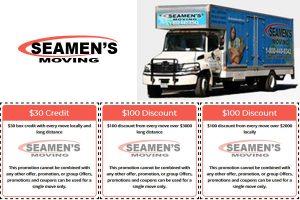 Seamen's Moving