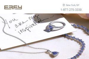 Tanzanite Jewelry New York