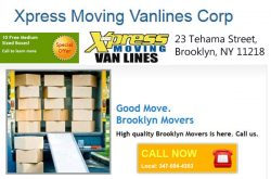 Xpress Moving Vanlines