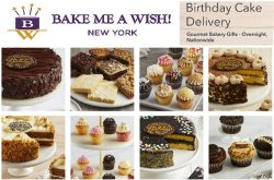 Bake Me a Wish New York