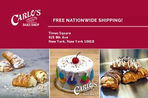 Carlo's Bakery Times Square