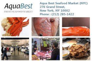 Aqua Best Seafood Market NYC