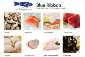 Blue Ribbon Fish