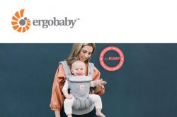 Ergobaby New York Baby Carrier