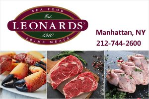 Leonards Butcher NYC