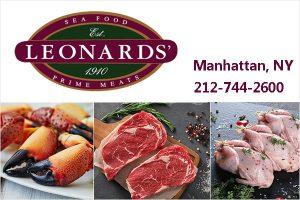 Leonards Butcher NYC