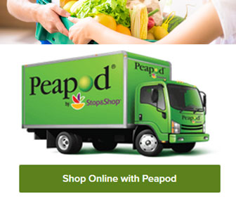 Peapod Online Grocery Ordering