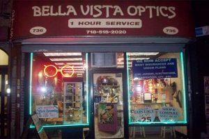 Bella Vista Optics Bronx NY