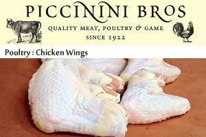 Chicken Wings Meat Market NYC