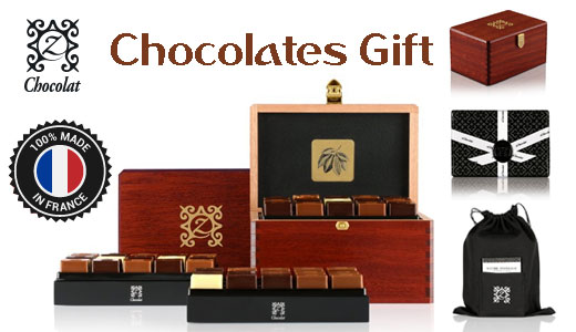 Chocolate Gift Box NYC