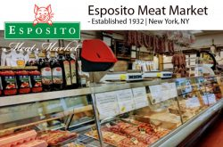 Esposito Meat Market New York