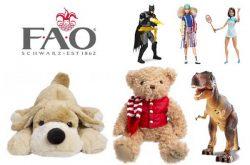 FAO Schwarz Toy Store NYC