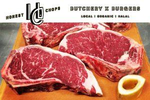Halal Ribeye Steaks NYC