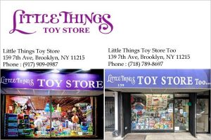 Little Things Toy Store Brooklyn